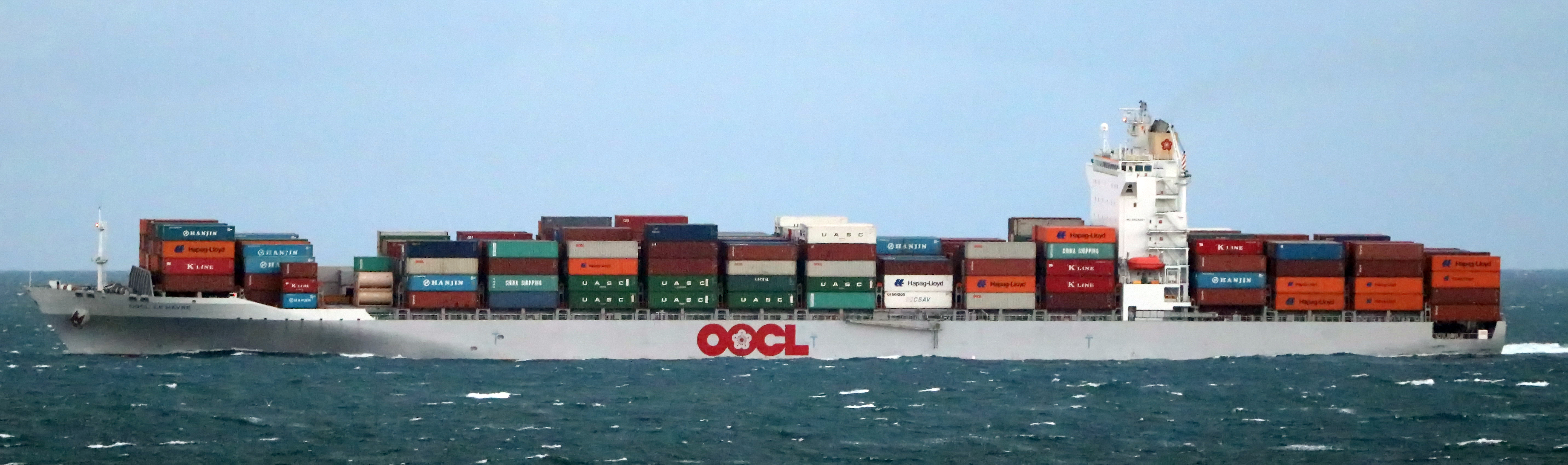 OOCL Announces Improvements to the Middle East Service 4