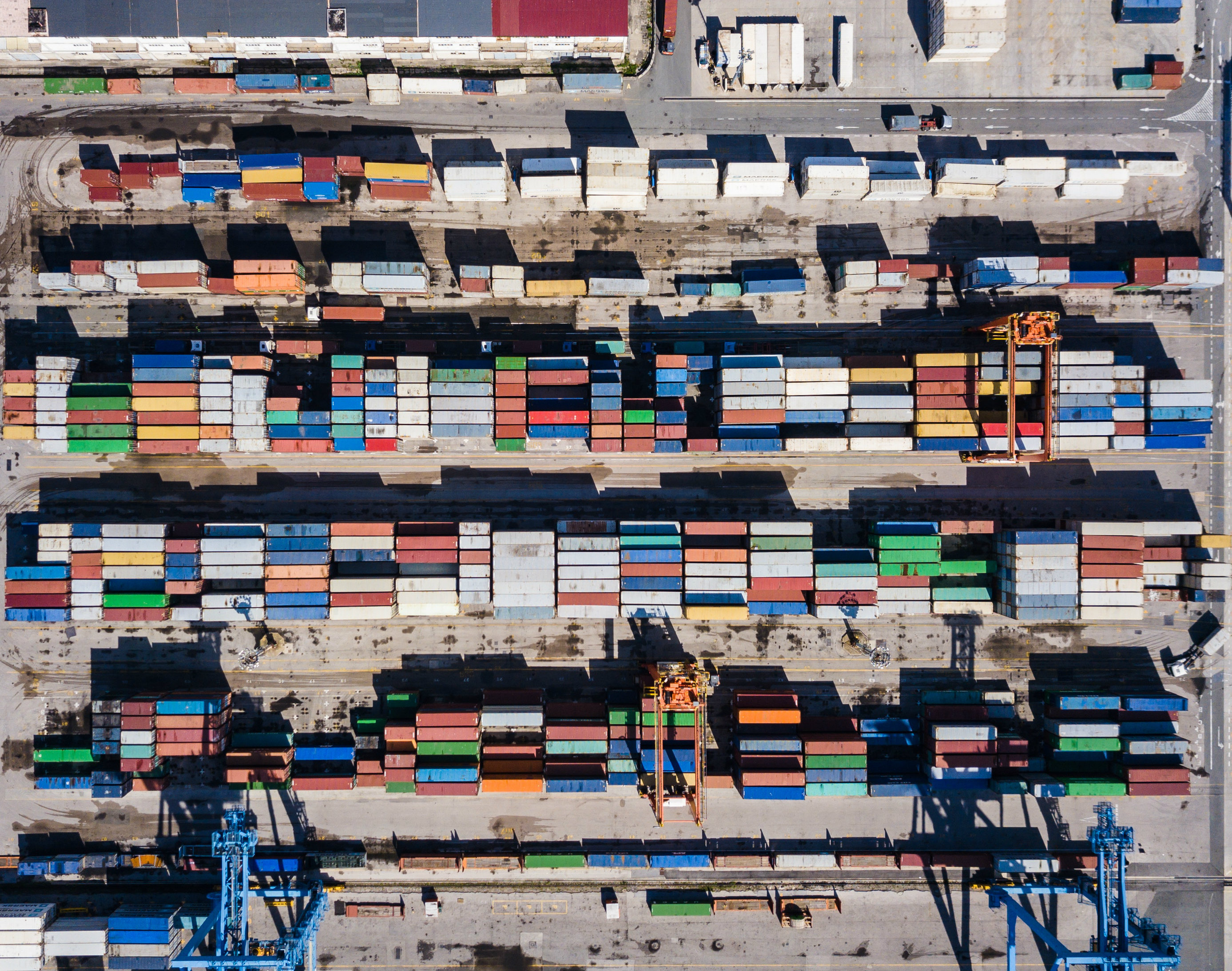 Portside Efficiency, Digitization and Automation, Rates, Trade Wars, and Sustainability