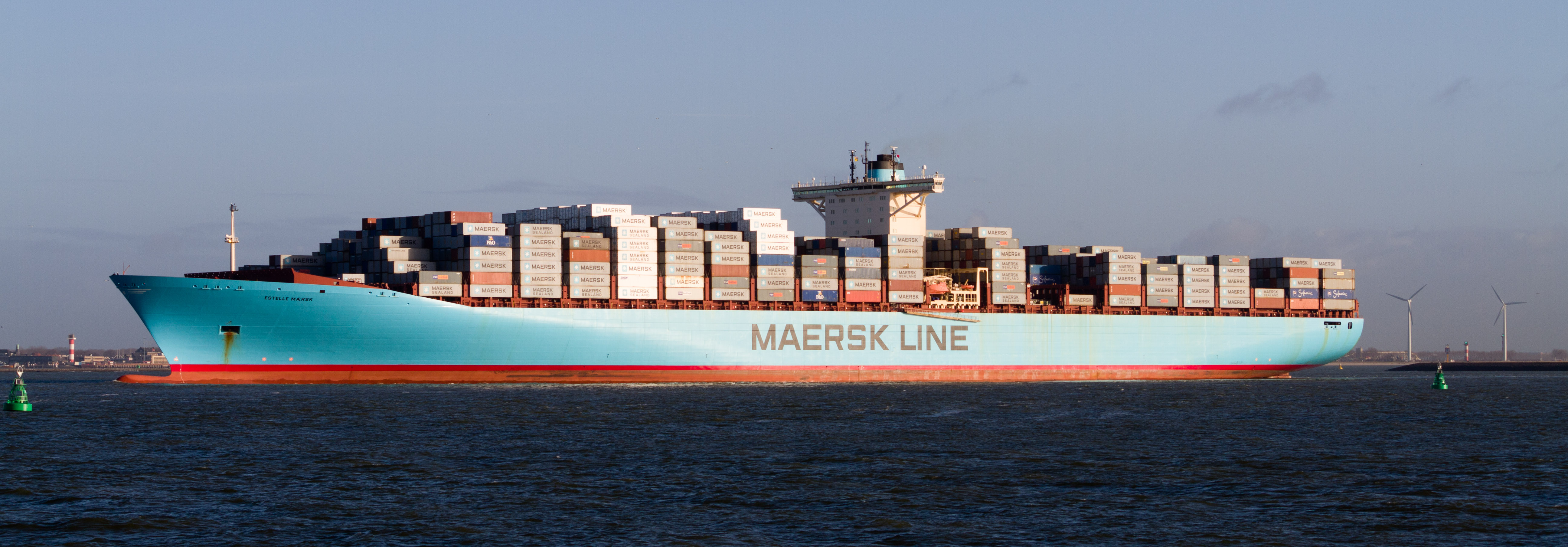 Maersk Line Announces Extra Seal Charge (ESC) from India to World, W.E.F 10th July, 2018